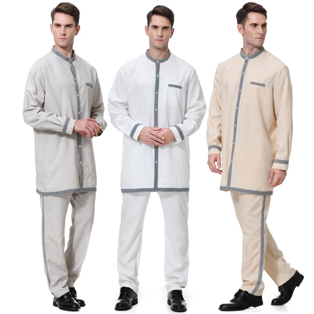 Muslim clothing men
